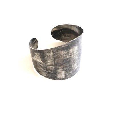 Panache Silver Cuff Bracelet