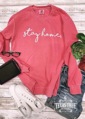 TTT Watermelon Stay Home Sweatshirt (S-3XL)