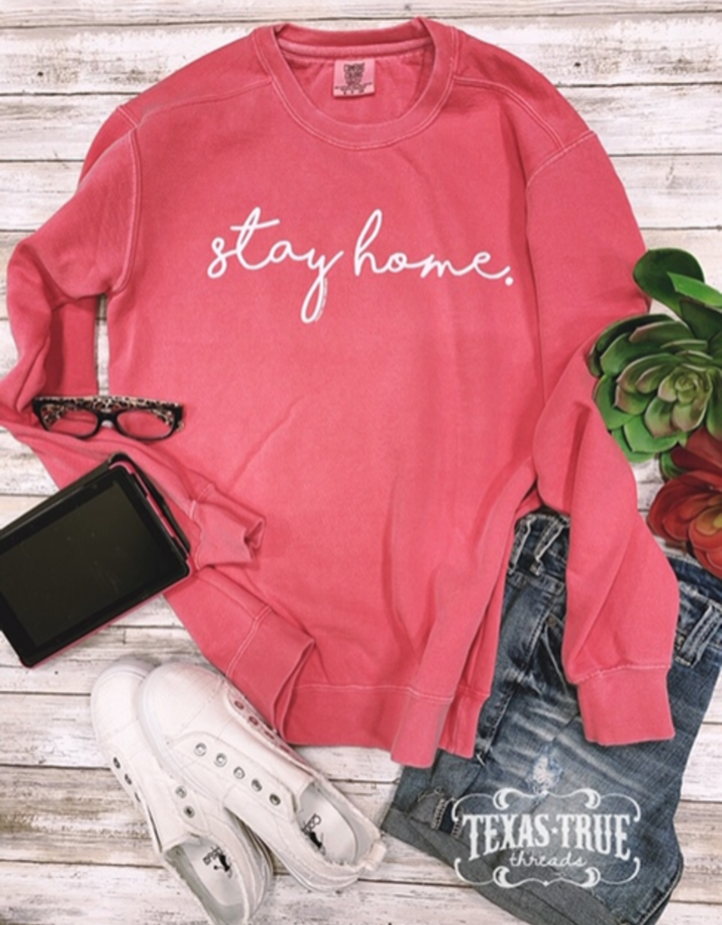 TTT Watermelon Stay Home Sweatshirt (S-3XL)