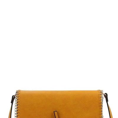 Applejuice Chained Crossbody Clutch (4 Colors!)