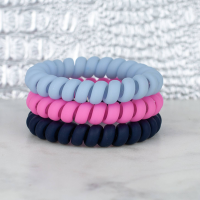 Hotline Hair Ties Summer Prep Hair Ties