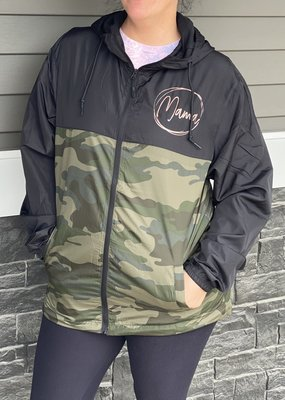 LTB Camo Mama Windbreaker (S-3XL)