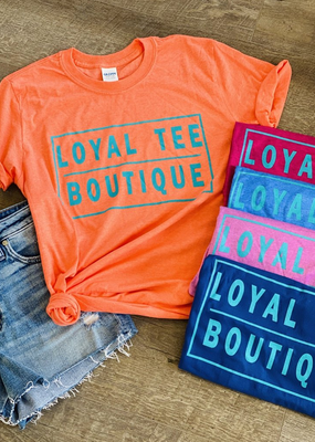 LTB Loyal Tee Boutique *Mystery Color* Tee (S-3XL)