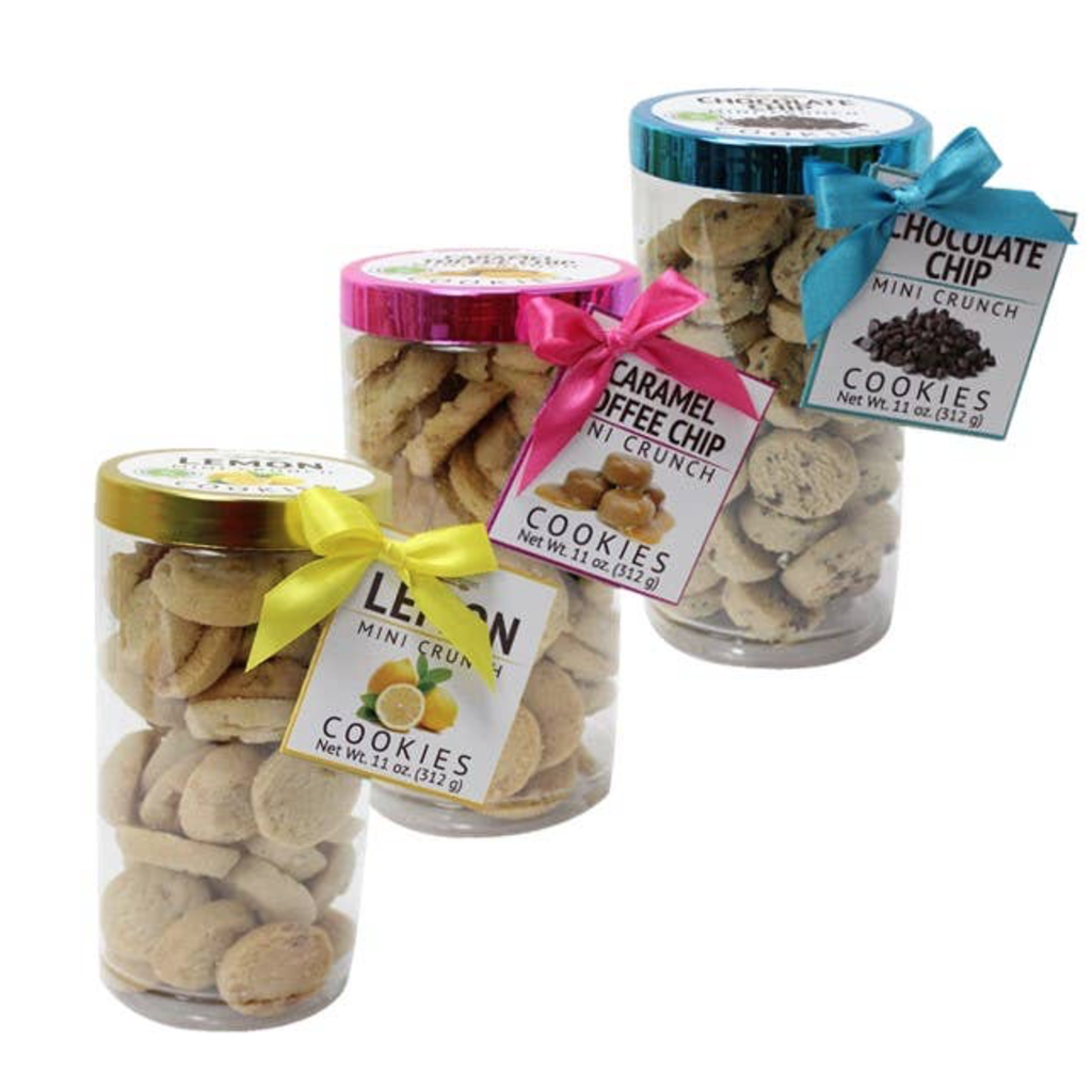 Too Good Gourmet Cookie Canisters (3 Flavors)