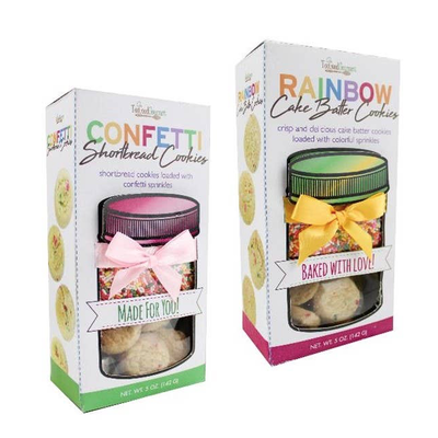 Too Good Gourmet Confetti Cookies (2 Flavors)