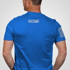 NINE LINE Nine Line - Royal Blue Flag Tee