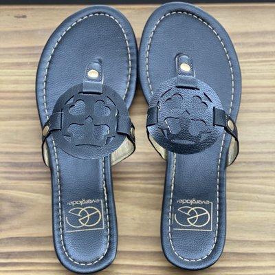 Miami Shoe Black Vacation Sandal