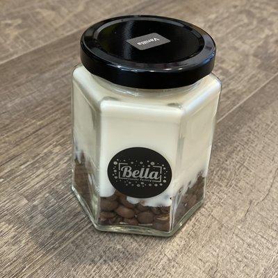 Bella Candle Factory Vanilla Coffee