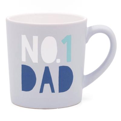 About Face Designs No. 1 Dad BIG Mug w/ Gift Box