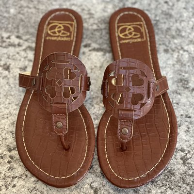 Everglades Brown Vacation Sandal