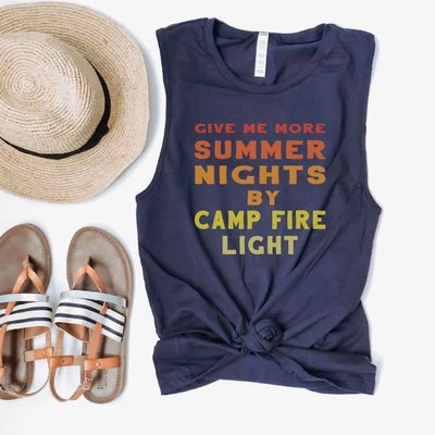 Costa Threads Summer Nights Women's Tank (S-2XL RUNS SMALL)