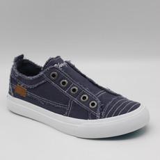 Blowfish Navy Blue Smoke Blowfish Shoes