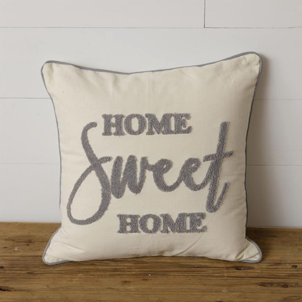 Audrey's Home Sweet Home Pillow