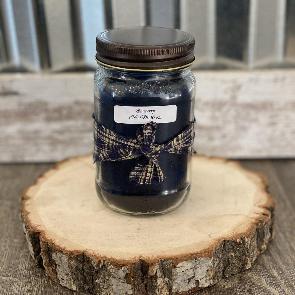 Audrey's Farmhouse Candle - Blueberry