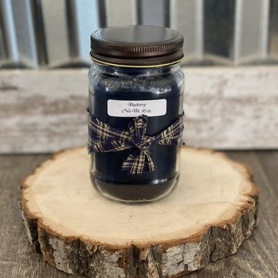 Audrey's Farmhouse Candle - Blueberry