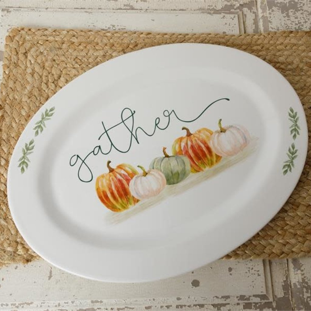 Audrey's Pick of the Patch  Serving Plate - Gather