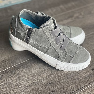 Blowfish Slate Gray Mamba Blowfish Sneakers