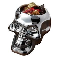 Design Imports Small Skull Candy Dish