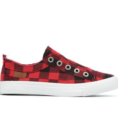 Blowfish Blowfish Play Red Buffalo Sneakers