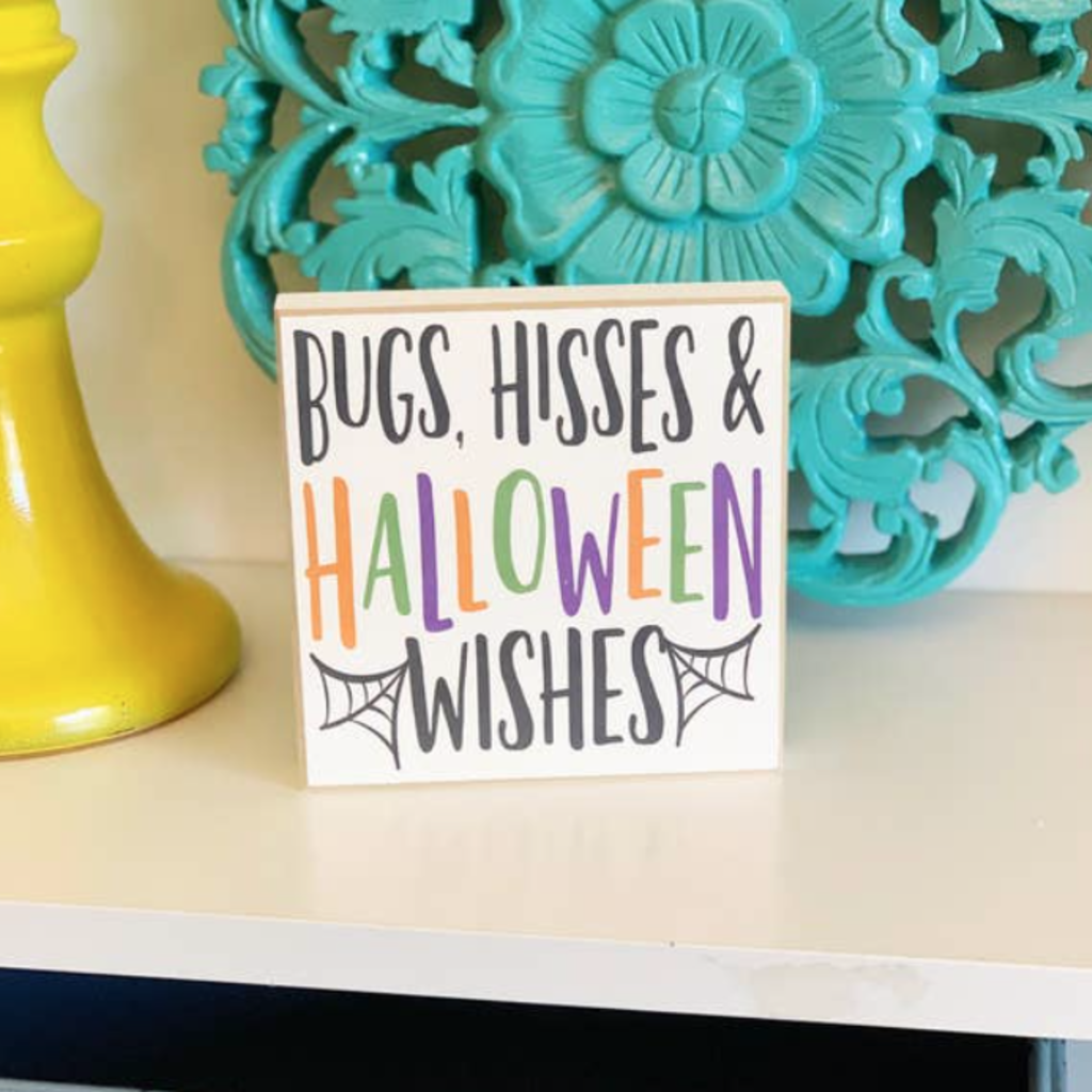 LTB Mini Bugs, Hisses & Halloween Wishes