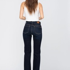 Judy Blue Judy Blue Dark Whiskered Bootcut Denim