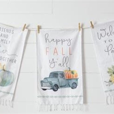 Audrey's Pick of the Patch - Tea Towels