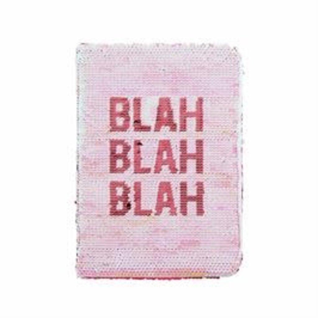 MUDPIE Mud Pie Sequin Swipe Notebook (3 Colors)