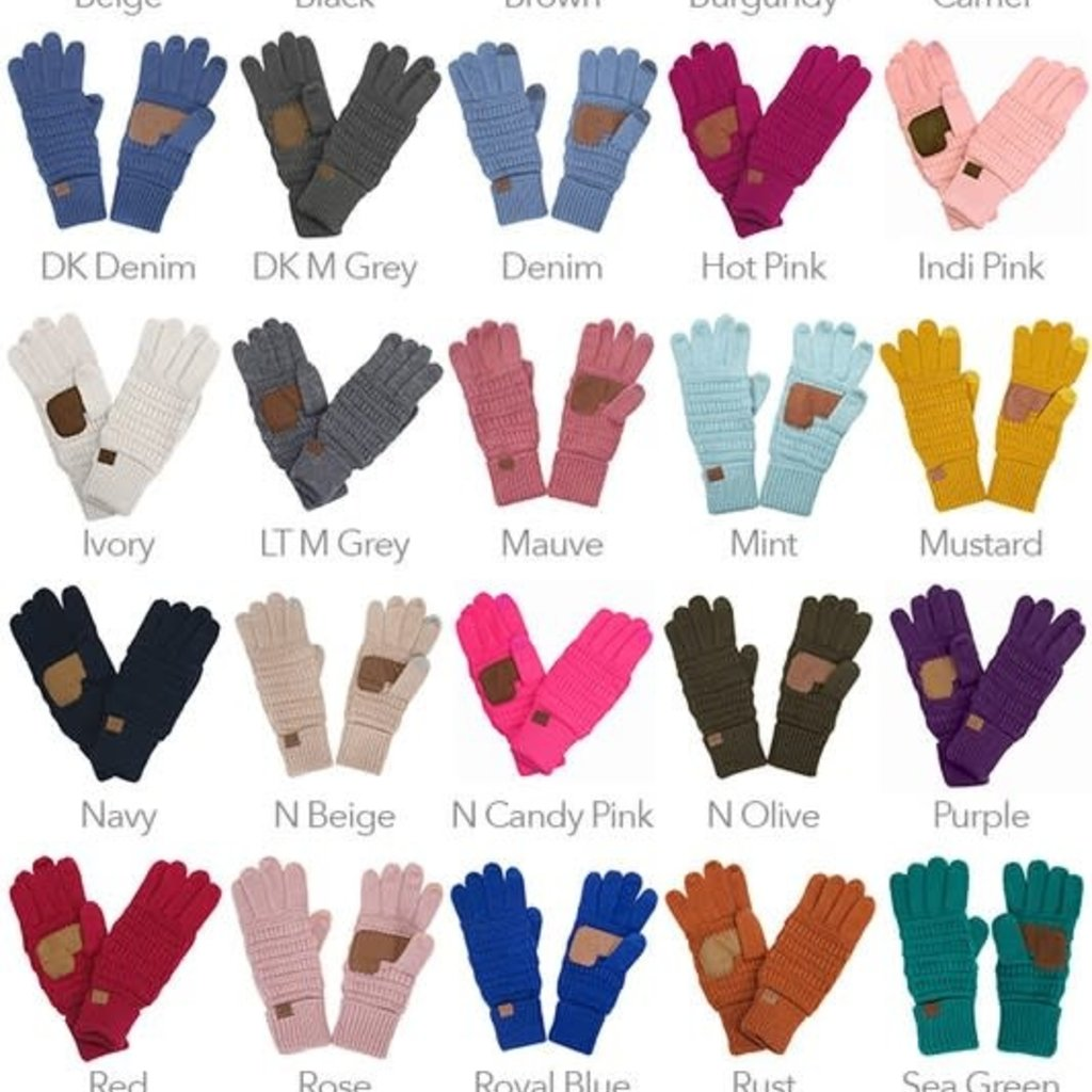 CC CC Smart Tip Gloves