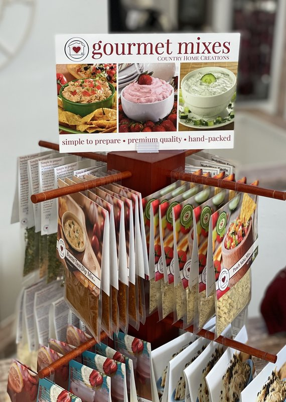 COUNTRY HOME CREATIONS Country Home Creations Mix Dips and Drinks