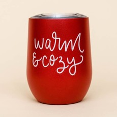 Sweet Water Decor Warm & Cozy Wine Tumbler