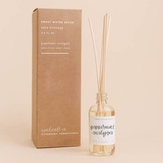 Sweet Water Decor Peppermint & Eucalyptus Reed Diffuser