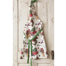 Audrey's Home for the Holidays Apron