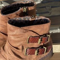 Blowfish Romio Beach Shack Russet Blowfish Boots