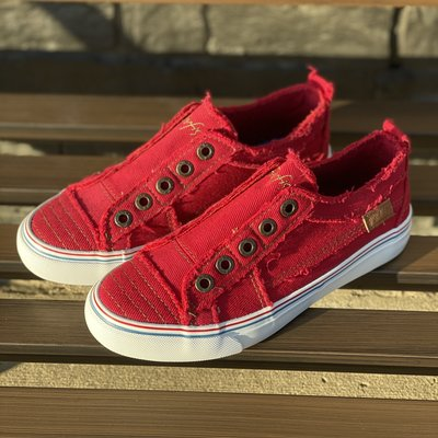 Blowfish Play Jester Red Blowfish Shoes