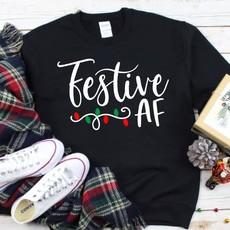 LTB Festive AF Crew Sweatshirt (S & 3XL Only)
