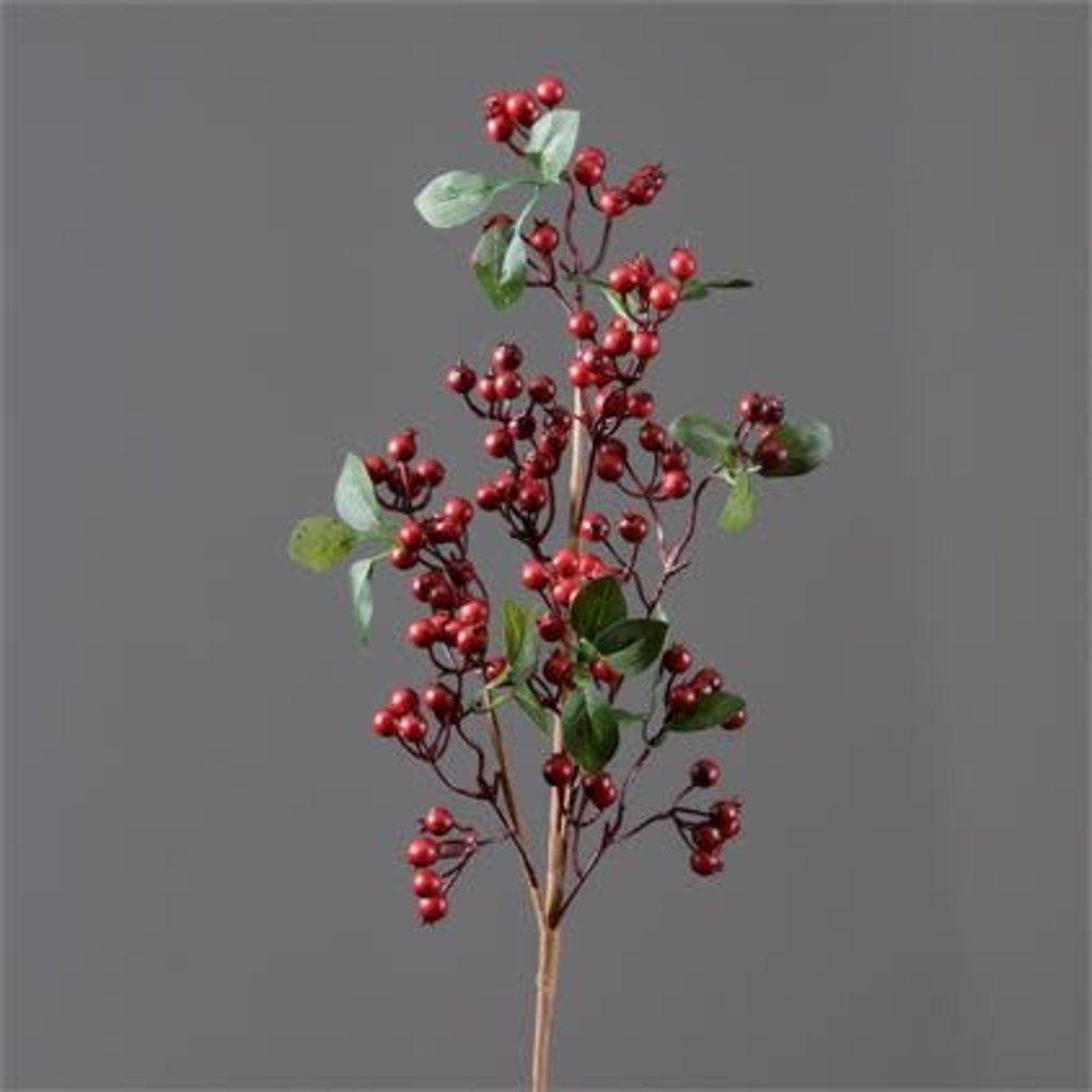 """Audrey's 28"""" Cranberry Branch"""