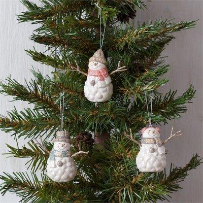Audrey's Snowmen Ornament