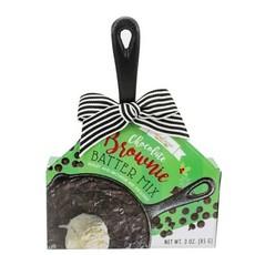 Too Good Gourmet Holiday Skillet Set (Brownie or Choc Chip Cookie)
