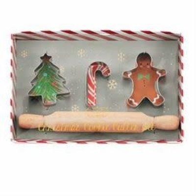 MUDPIE Mud Pie Christmas Cookie Cutter Set