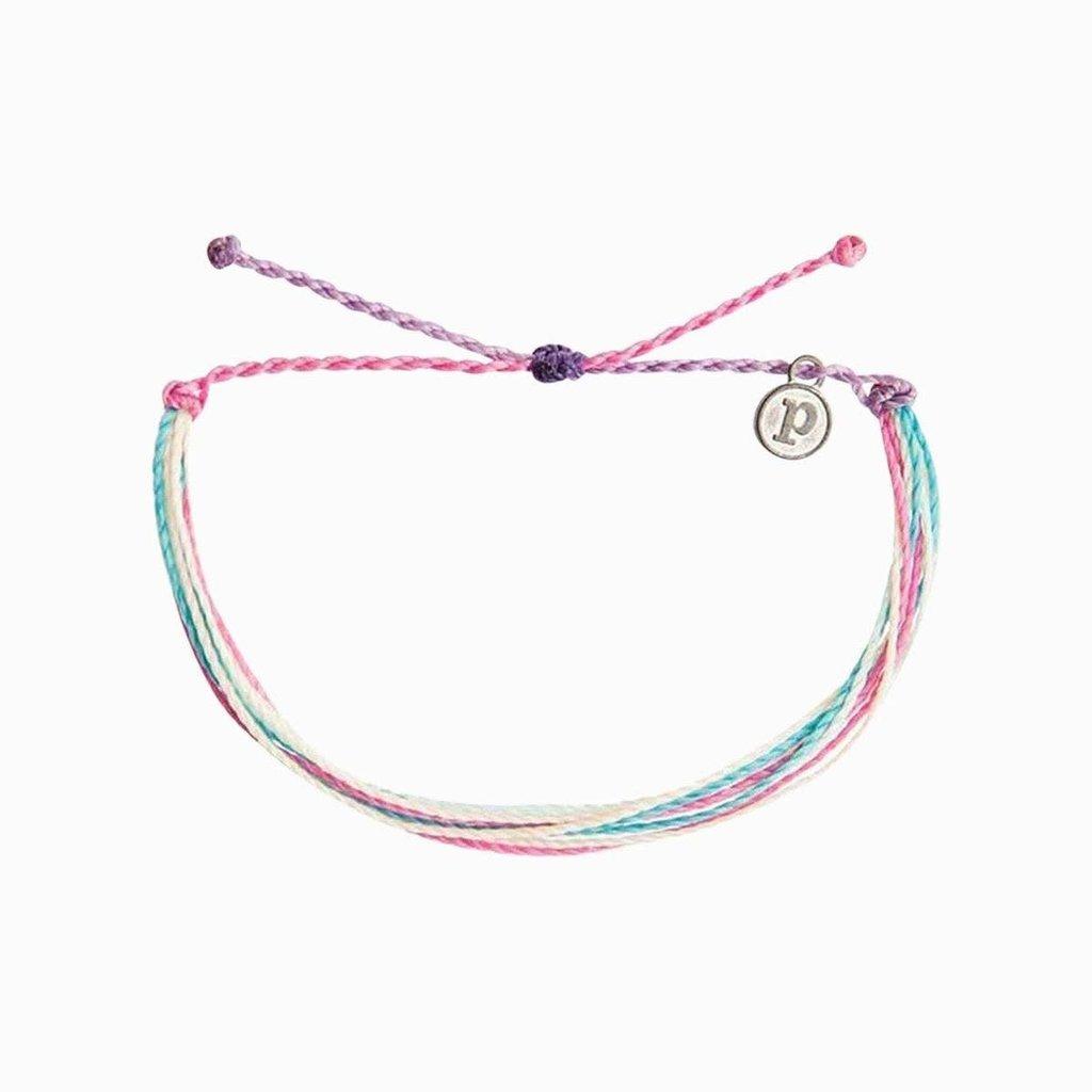 Puravida Pura Vida Rose Quartz Bracelet