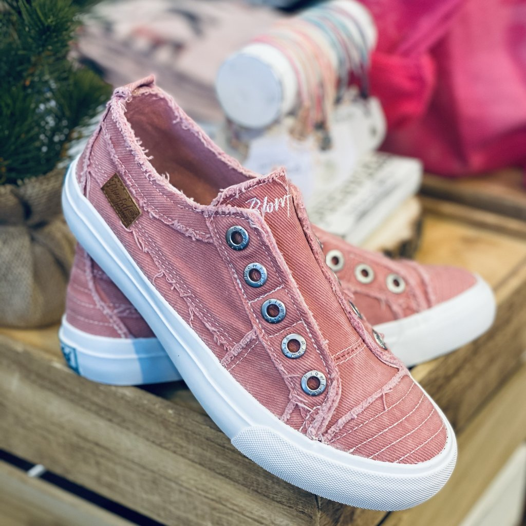 Blowfish Blowfish Dusty Pink Hipster Shoes (6-11)
