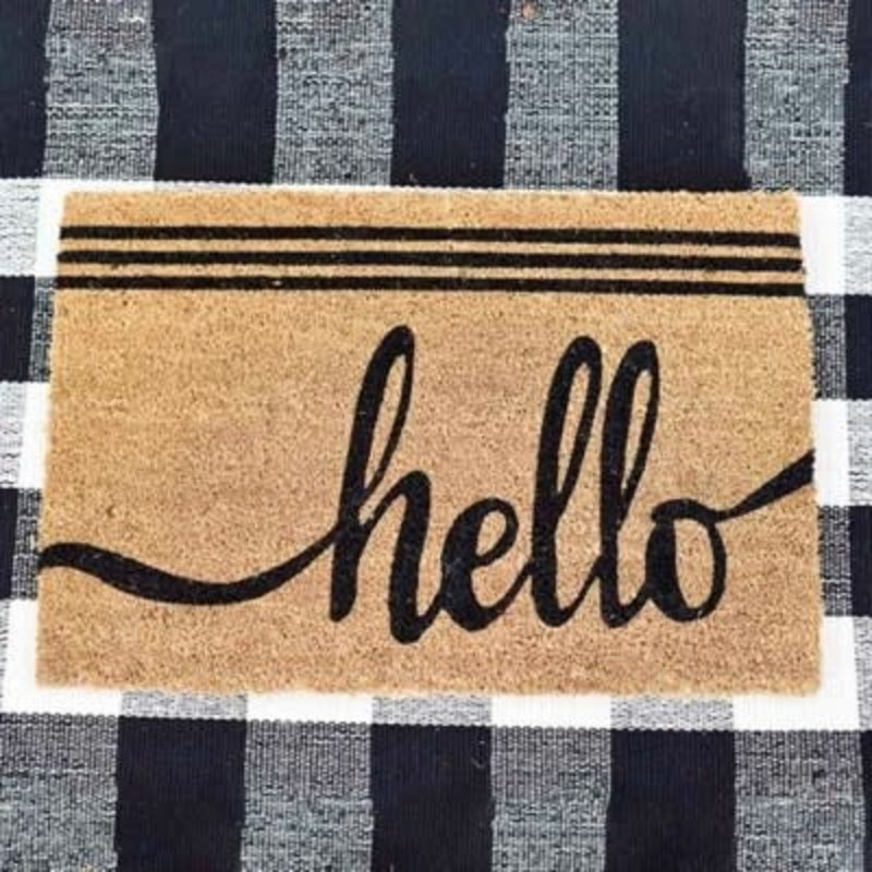 Pd Home & Garden Scripted Door Mats (4 Sayings)