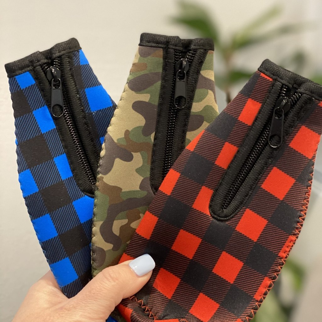 Seriously Shea Insulated Bottle Drink Sleeves (3 Options)