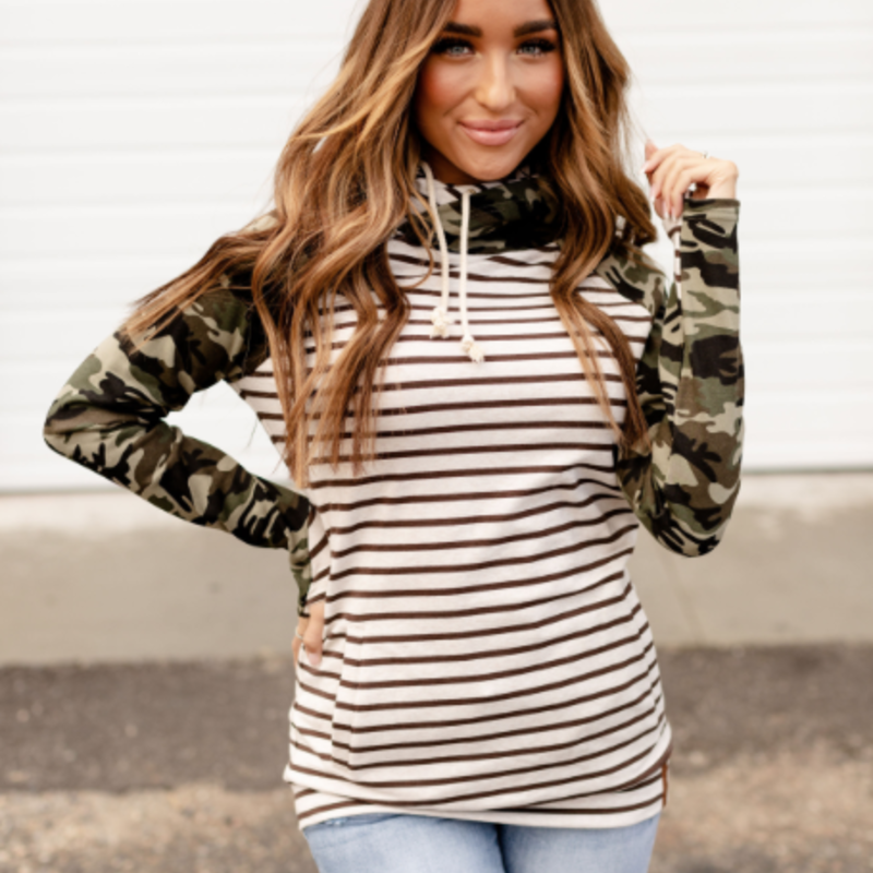 AMPERSAND AVE Crazy About Camo DH - Ampersand Ave (L-3XL)