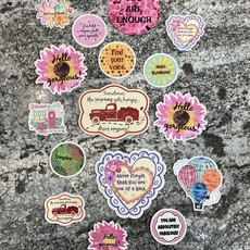 EmPOWordment Cards by Mimi EmPOWordment Cards by Mimi Decals & Magnets