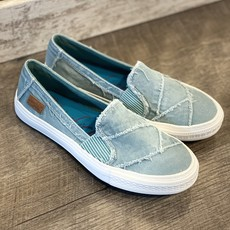 Blowfish Alfie Oasis Smoked Blue Blowfish Shoes (6-11)