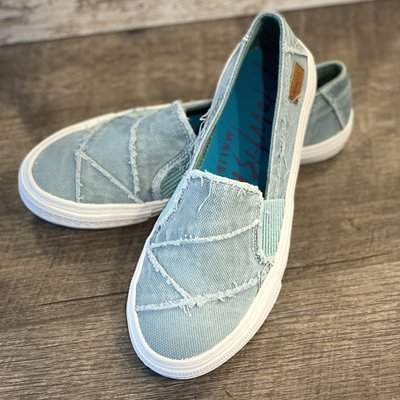 Blowfish Alfie Oasis Smoked Blue Blowfish Shoes (6-11)