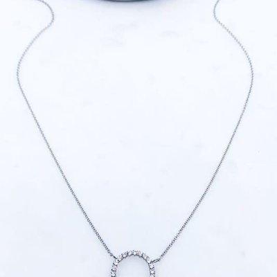 Southern Seoul Stone Pendant Necklace (3 Options)