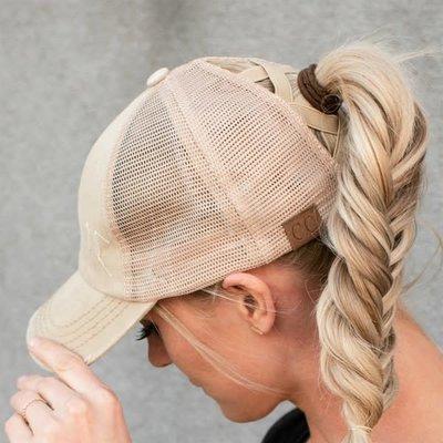 CC CC Criss Cross Hat (Several Colors!)