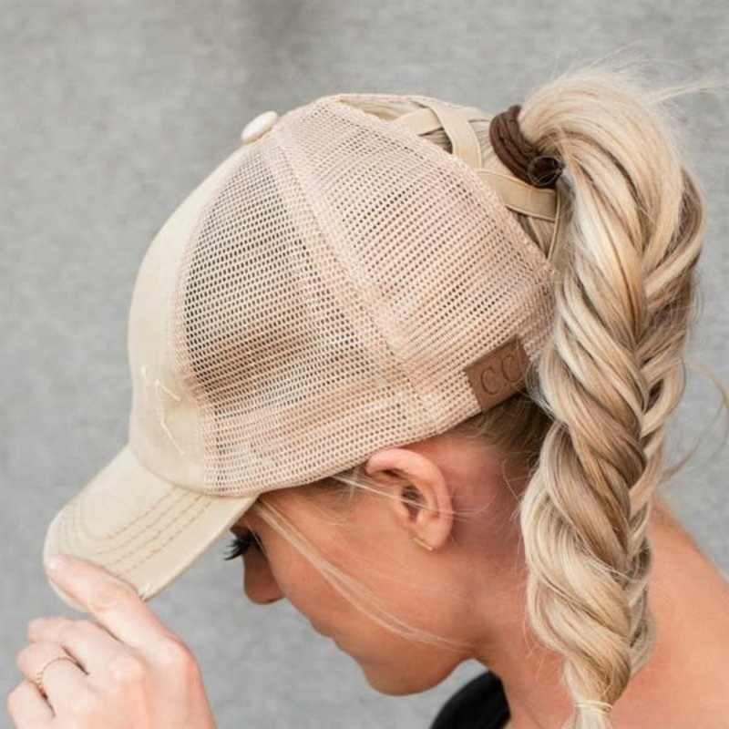CC CC Criss Cross Hat (Several Colors!)